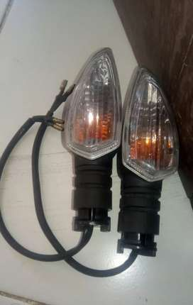 Lampu Sein ori depan sepasang R15v3