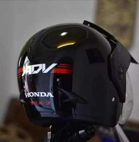 Helm honda adv original bawaan cocok untuk touring standard sni