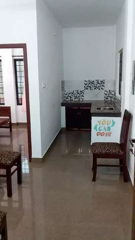2bhk Apartment for rent palarivattom.Bachelors  and family.