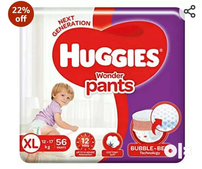 Huggies Dieper XL (56 P)