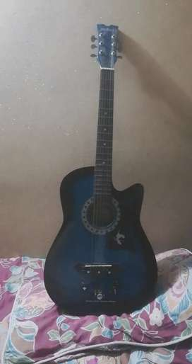 Just like new guitar
