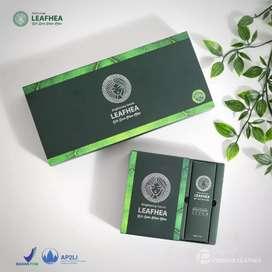 paket combo serum dan sabun leafhea 250 serum 1 sabun 10