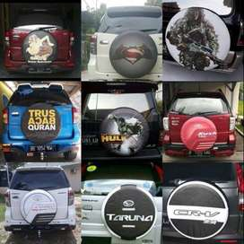Cover/Sarung Ban Serep Toyota Rush/Terios/Panther Taruna  Ada yg kuran