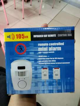 Alarm Sensor Gerak Anti Maling