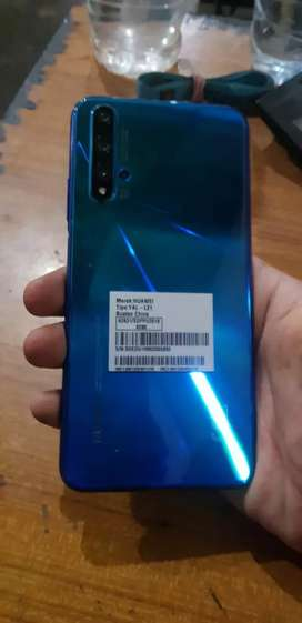 Huawei nova 5T biru