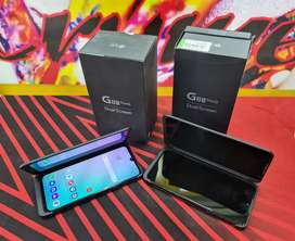 TRYME LG G8X THINQ Dual Screen Full Kit Box Brand New Conditions