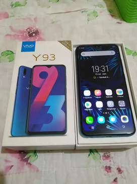 Dijual Vivo Y93 Blue