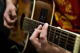 Guitar Classes For Shiekhupura