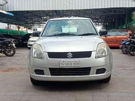 Maruti Suzuki Swift LXi, 2007, Petrol