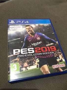 Games Bola PES 2019