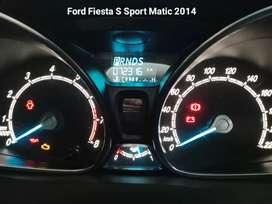 Si Ganteng Ford Fiesta S 1.5cc Matic