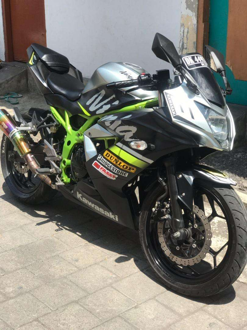 Kawasaki Ninja 250 2019 Mulus 0