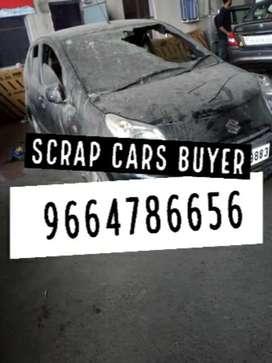 Yc. Rusted cars scrap unused old 15 years old cars scrap we buy