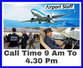 Airport Driver and Security Staff