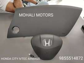 Honda city Ivtec and civic airbags