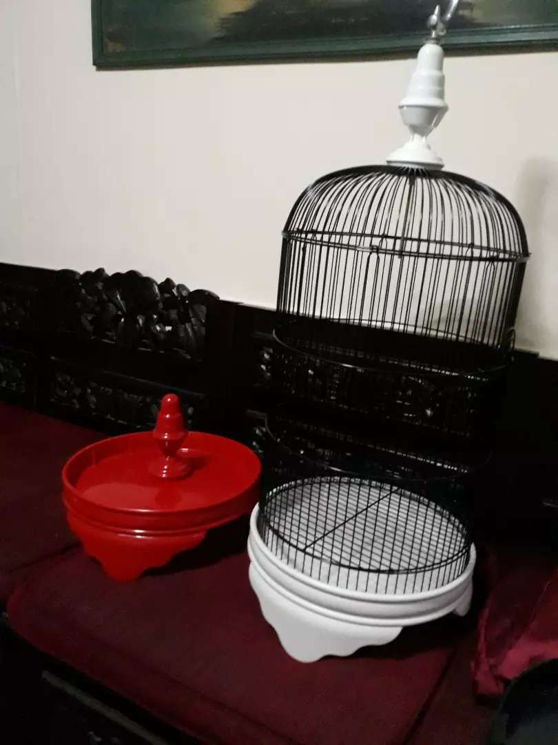Jual Sangkar Love Bird Tebok Kaki 3 0