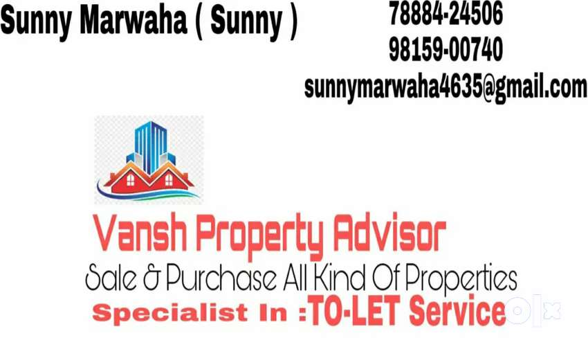 3 bhk ground floor for rent sarabha nagar 0