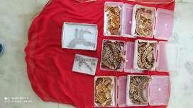 Bridal Jewellery 8 Set