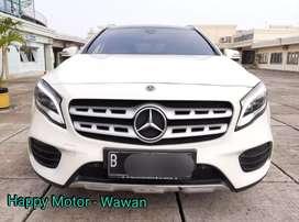 Mercedes Benz GLA200 1.6 Sport AMG 2017 Miles 13rb Tangan 1