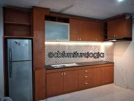 Kitchen sett Modell Lurus , Harga  Terjangkauu ,.