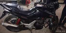 Single hand good condition motorcycle