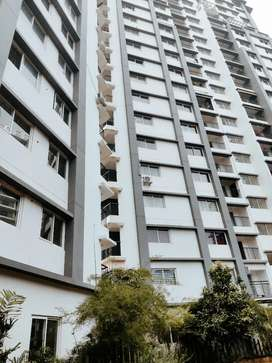 2 BHK semi furnished flat for rent at  near karaparambe