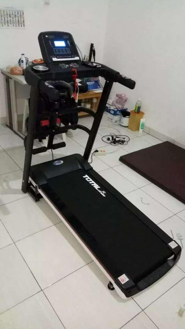 Treadmill Elektrik Tl 607 Best Seller / Alat Olahraga Dirumah 0
