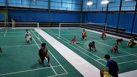 Kepelatihan badminton