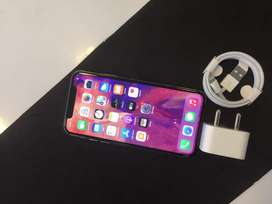 IPHONE X 256GB SILVER COLOUR FLAWLEES CONDITION*