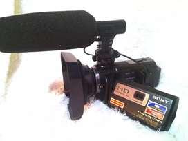 Handycam full HD sony PJ580