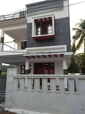3 BHK independent house for sale in Ashokapuram,Aluva