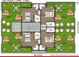 Panthhouse 3bhk luxury