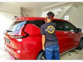 Jasa pemasangan kaca film mobil