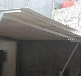 Kanopi atap spandek 2320