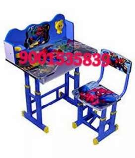 Neww kids study table with chair set