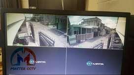 Paket rumah tangga 2 Channel 2Mp spc canyoon dengan spek komplit