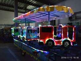kereta panggung Bus tayo mini odong minicoaster laris DOV