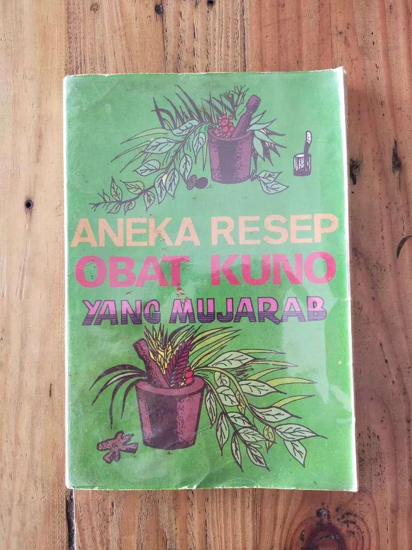 Buku Lawas Aneka Resep Obat Kuno Yang Mujarab