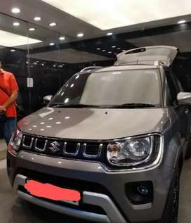 12 months old Maruti Ignis Zeta with 8500 kms