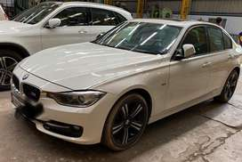 BMW 3 Series 320d sport line, 2013 Diesel