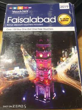 Over 150 buy one get one vouchers for Faisalabad City Only
