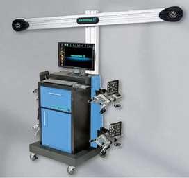 Mesin spooring 3D Hofmann unit baru