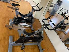 Gym/stationary cyle for sale. Brand - fitking.