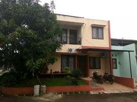 Hook  2 Lantai Siap Huni Purnama Residence perbatasan Cinere-Depok