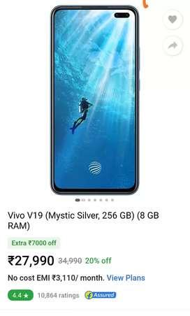 Vivo v19 258 GB mobile