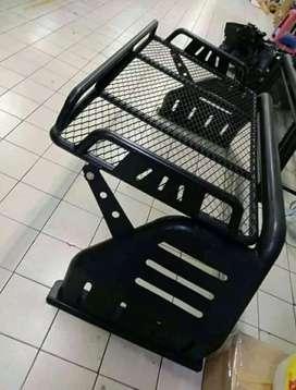 Rollbar+Rack Tersedia Untuk Semua Jenis Mobil.