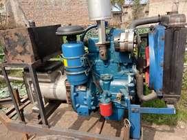 Generator mahindra  10 kv 40 ampear  self start ,