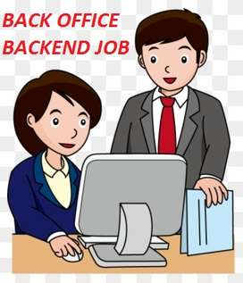 Back office/Backend Job/Backend Operation, East of Kailash,South Delhi