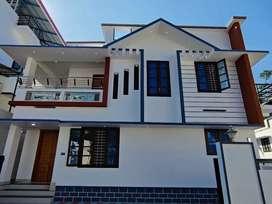 4 cent 4bhk house near chanthavila