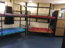 male pg near andheri west sv road walking distance for MacDonald